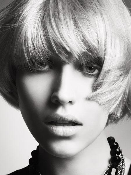 British Hairdresser of the Year finalist by Errol Douglas