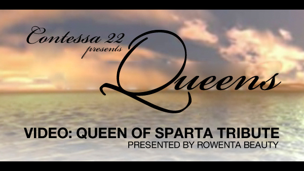 Contessa 22 Queen of Sparta