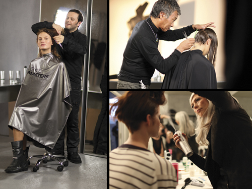 A dream team of international hair gurus collaborate to create a professional product line