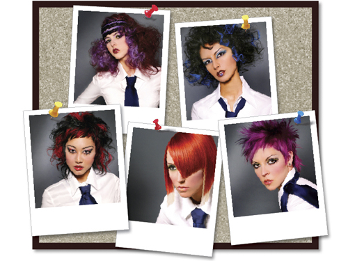 Storyboarding a hair collection is important. Here's how to do it.