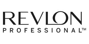 Revlon logo black
