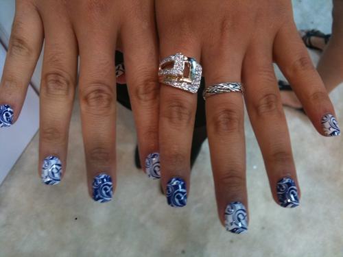 Nails at Cosmoprof