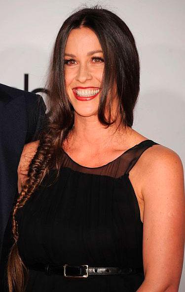 Alanis Morissette Hair AMAs 2011