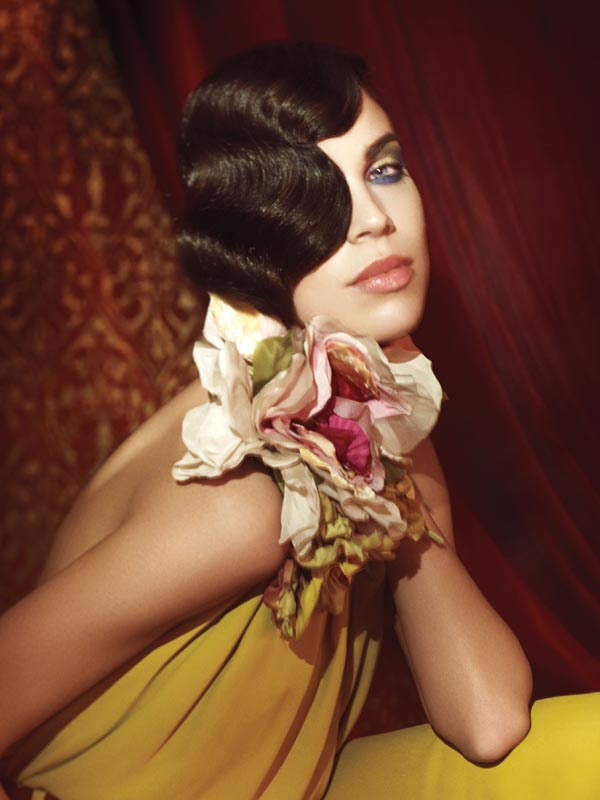 Aveda Jewels of the Earth Collection Fall Winter 2011 9