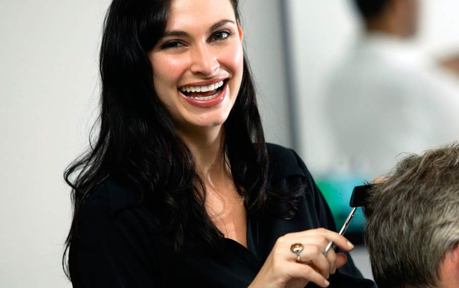 Beat the january business blues in your salon with these tips from other stylists.