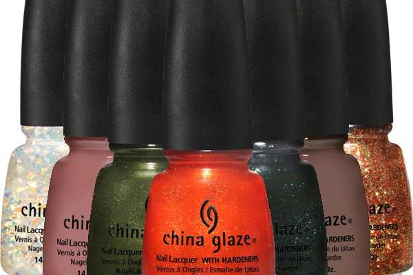 The Hunger Games nail polish set by China Glaze will debut in early March, just in times for the movie's release date.