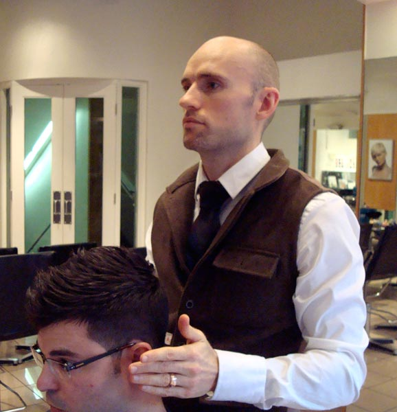 Wesley Hanlon shares four tips for retaining clients in your salon.