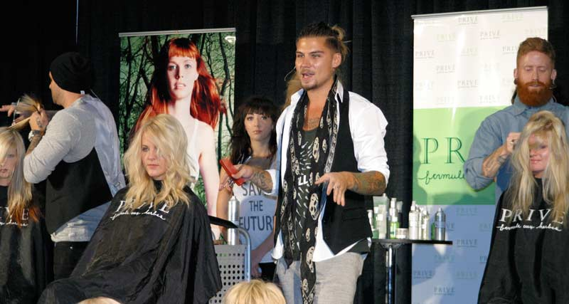 The first Innovate Beauty show in Winnipeg was a success 10