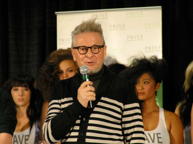 The first Innovate Beauty show in Winnipeg was a success 12