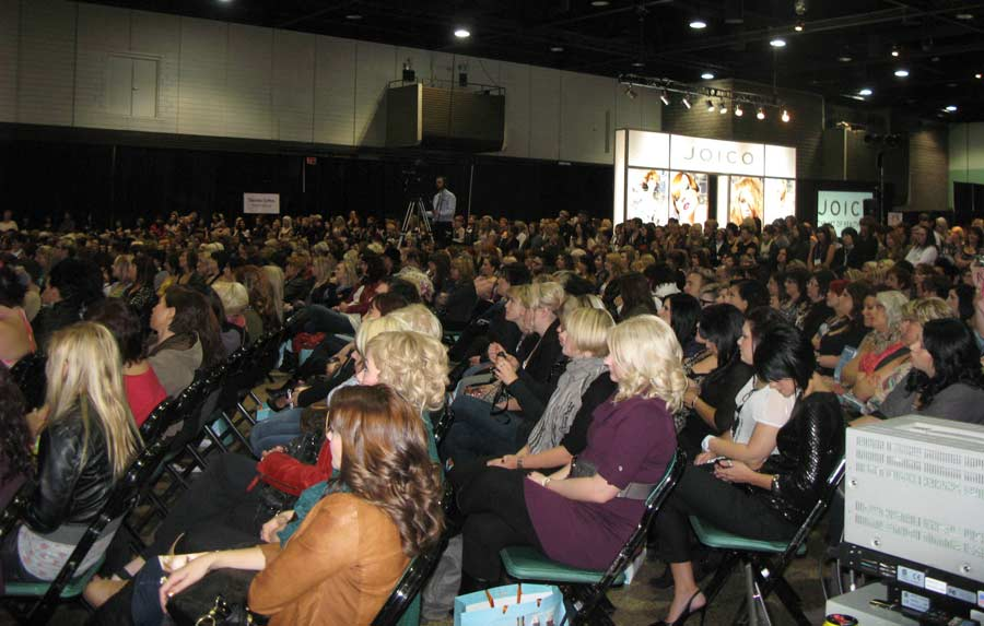 The first Innovate Beauty show in Winnipeg was a success 4
