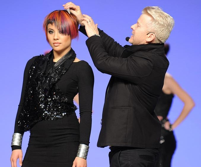 40,000 beauty pros went to ISSE Long Beach 2012 1