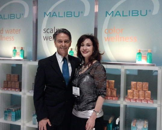 40,000 beauty pros went to ISSE Long Beach 2012 17
