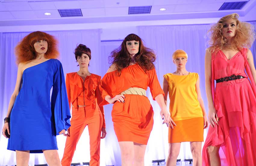 40,000 beauty pros went to ISSE Long Beach 2012 7