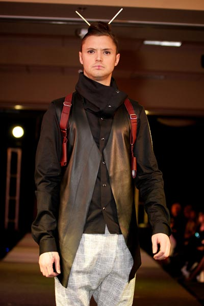 Hair FX helps fashion show raise funds to fight cancer 10