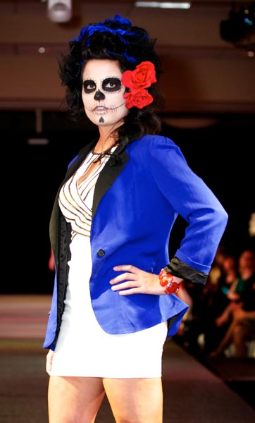 Hair FX helps fashion show raise funds to fight cancer 11