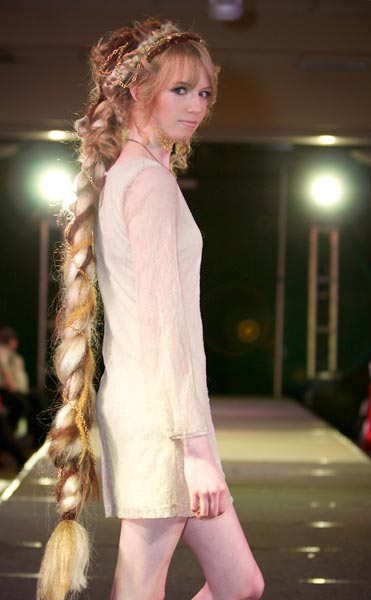 Hair FX helps fashion show raise funds to fight cancer 12