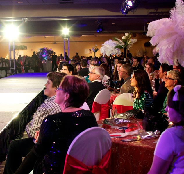 Hair FX helps fashion show raise funds to fight cancer 13