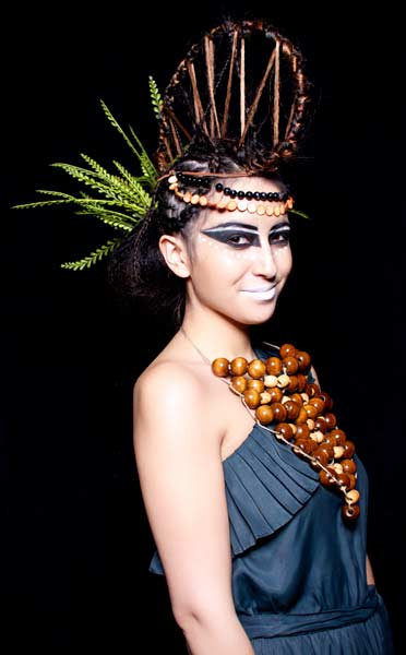 Hair FX helps fashion show raise funds to fight cancer 7