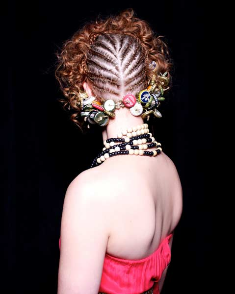 Hair FX helps fashion show raise funds to fight cancer 9