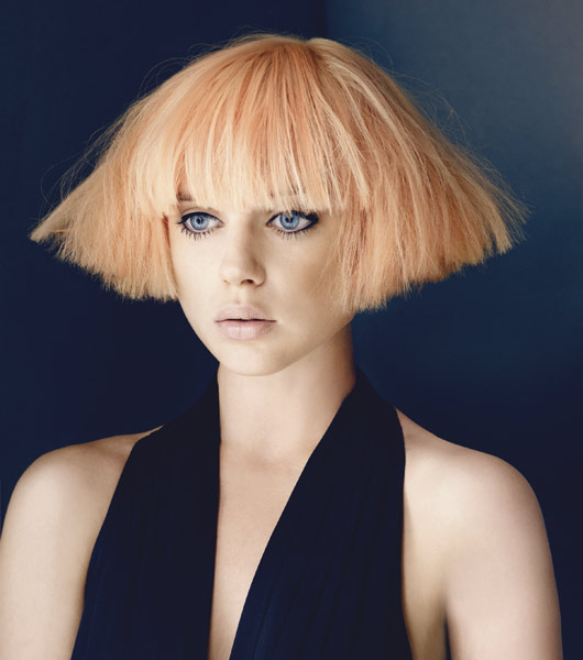 Top Stylists reveal next big cutting & styling trends 2012 1