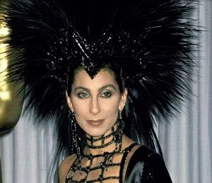 A hair retrospective of the Oscars 8 Cher