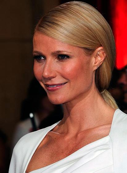 Best oscars hair 2012 Gwyneth Paltrow