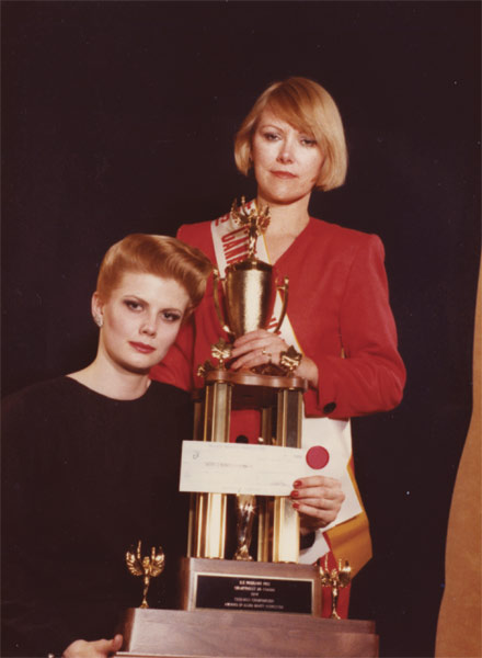 Sandy Dauphinee, east coast hairstylist, retires after 50 years in the industry.