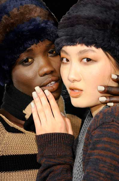 Fall/Winter 2012 Runway Nail trends - M Patmos