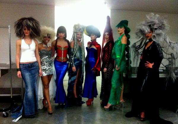 All About Beauty show 2012 10
