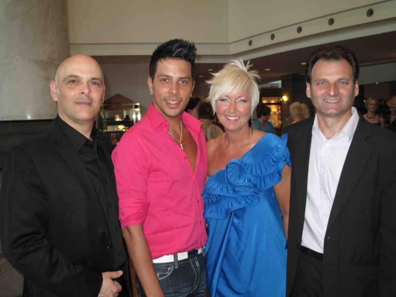 Budapest revlon professional style masters gala 2012 7