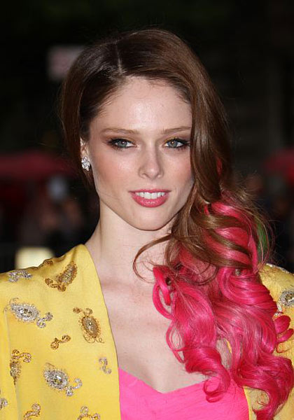 12 05 coco rocha met gala hair celeb beauty news
