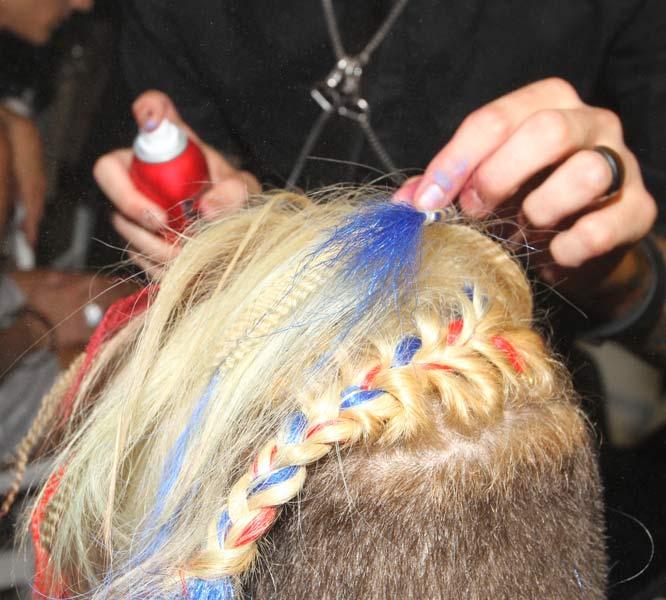 12 09 fashion week spring summer ss 2012 hair colour trends 8