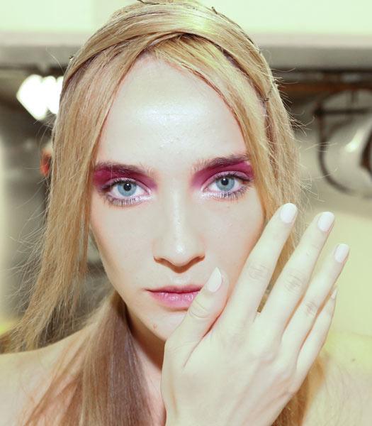 12 09 nyfw ss2013 beauty hair makeup nail trends 8
