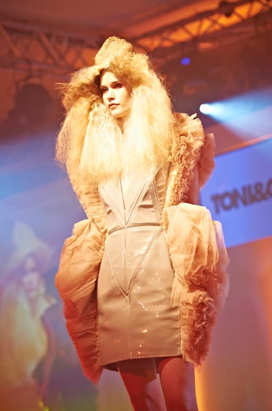 12 10 salon international show sasoon toniguy patrick cameron tigi esalon 1