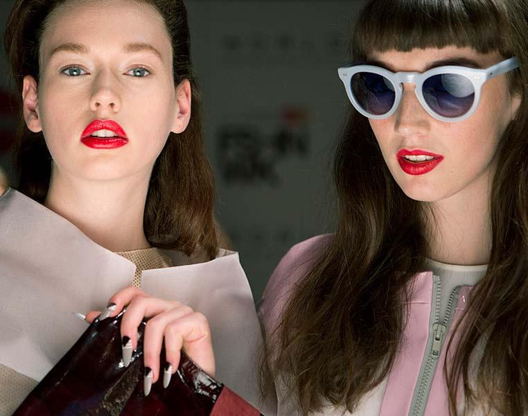 12 10 toronto fashion week hair beauty nail trends