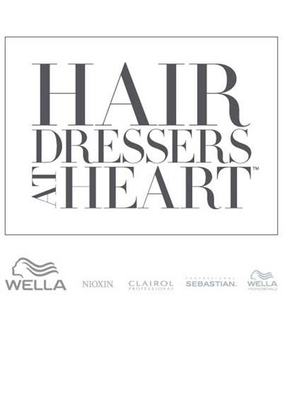 12 11 hairdressers at heart hairstylist charity 0