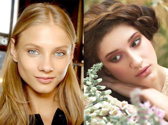 13 01 makeup trends spring 2013 runway 1