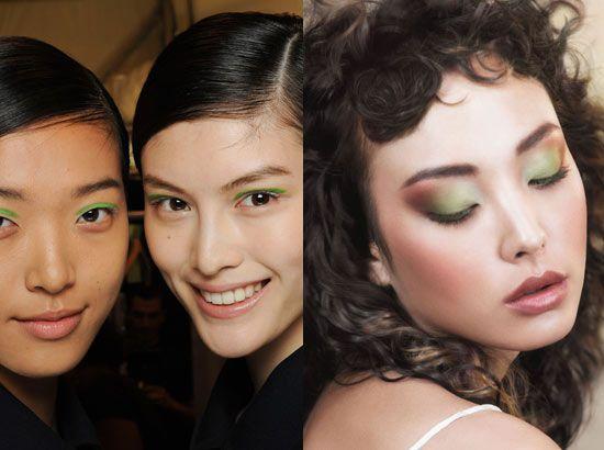 13 01 makeup trends spring 2013 runway 3