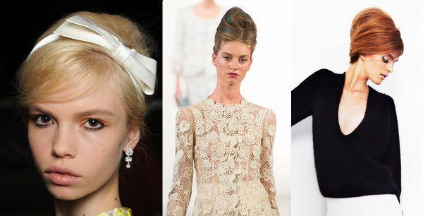 13 01 springs 2013 runway hair styling trends 2