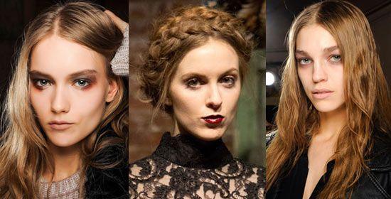 13 09 poll fall hair fashion week braids