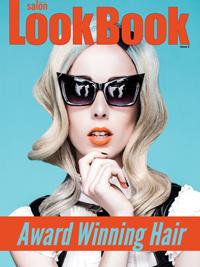 Salon Lookbook Issue 2 cover