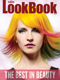 Salon Lookbook Issue 3 cover