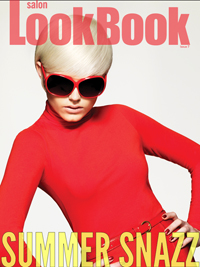 Salon Lookbook Issue 7 cover