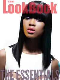 Salon Lookbook Issue 8 cover