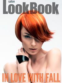 Salon Lookbook Issue 9 cover