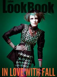 Salon Lookbook Issue 10 cover