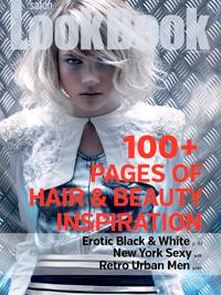 Salon Lookbook Issue 11 cover
