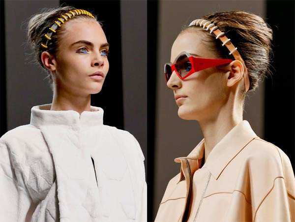 13 4 Hair-Accessory Trend Fendi