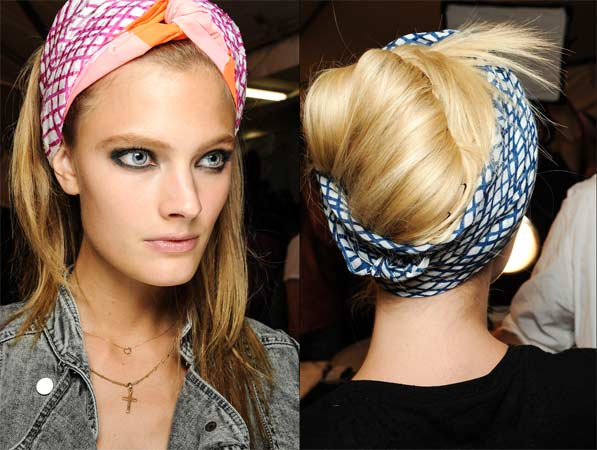 13 4 Hair-Accessory Trend Marc-Jacobs