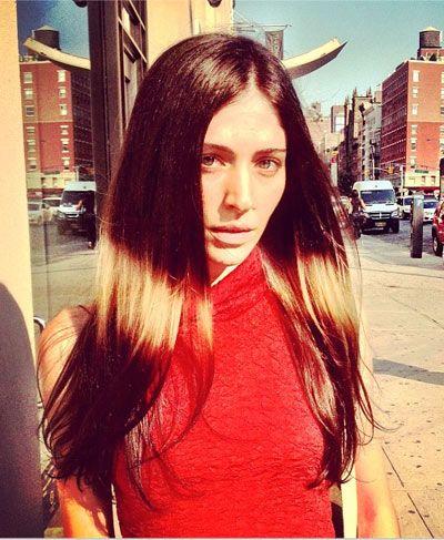13 09 celeb hair splashlights colour tred